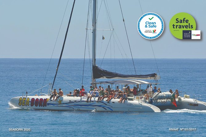 Half-day Catamaran Trip from Funchal