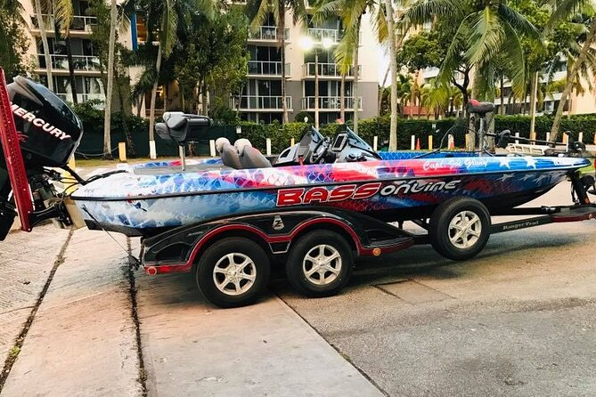 Private Lake June Fishing Charter in Florida (4 or 6-Hour Options)