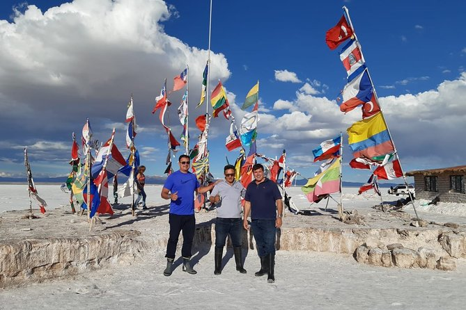 Shared Visit to Uyuni Salt Flats from Sucre by Bus