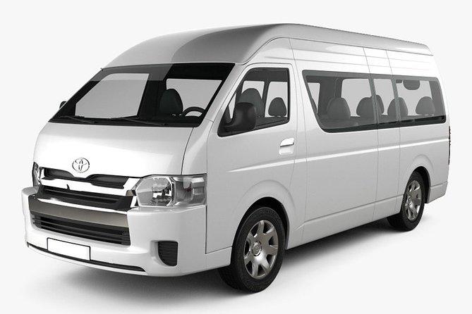 Chauffeur Driven Standard Large Van Rental by Hour