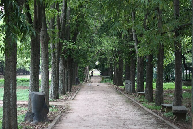 Cubbon Park Heritage Walk: An audio tour of Bangalore's unique history
