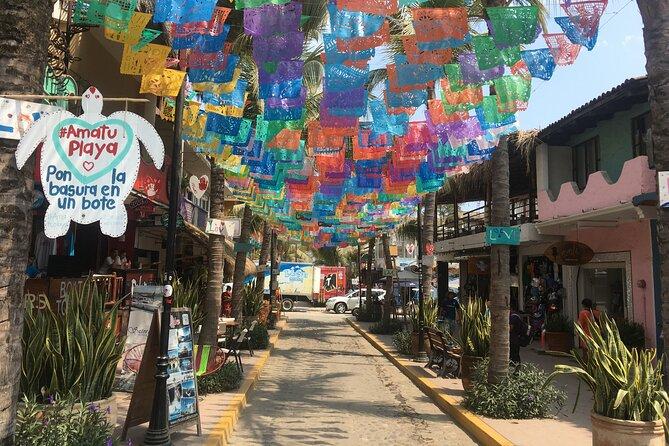 Sayulita & San Pancho Beach Town Tour