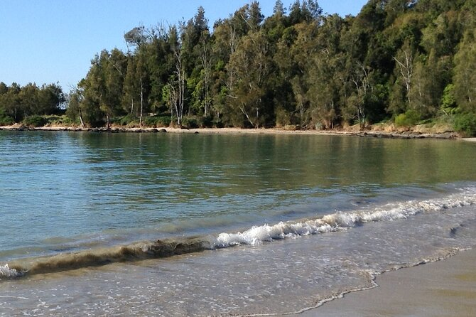Broulee Island Nature Reserve: An audio tour of this tranquil island paradise