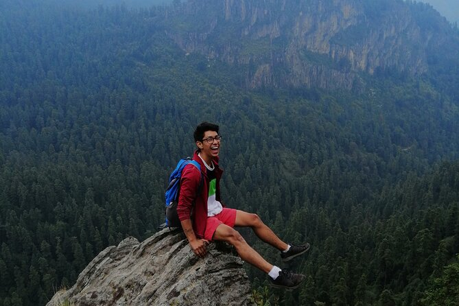 Hiking adventure in CDMX