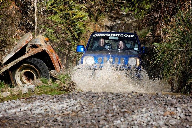 4WD Bush Safari at Off Road NZ