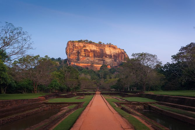 Sigiriya Rock and Wild Elephant Safari from Habarana