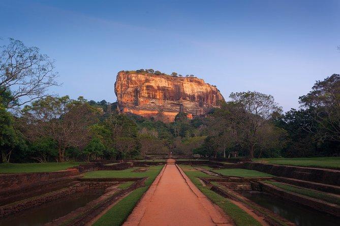 Sigiriya Rock and Wild Elephant Safari from Habarana
