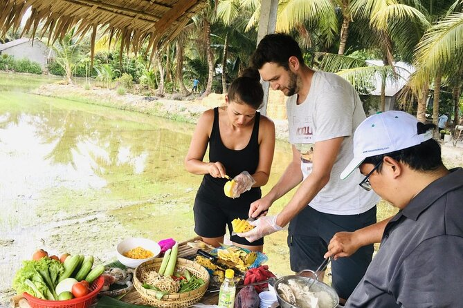 Can Tho Small Group Tour with Cooking Class