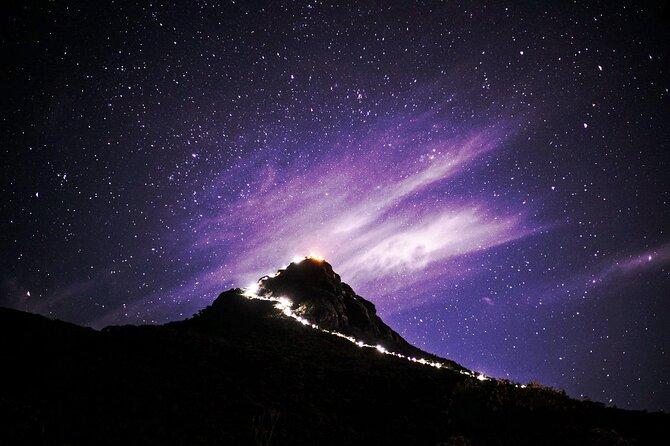 Night Hike to Adam's Peak