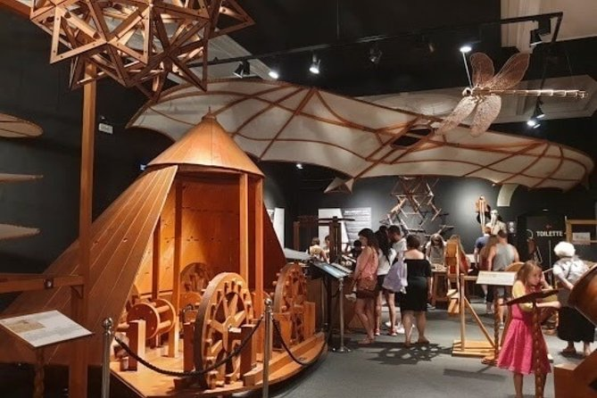 - Leonardo Interactive Museum® Entrance Ticket