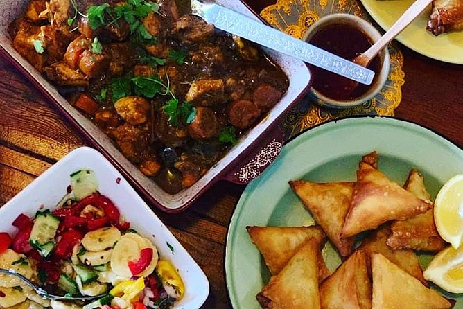 Cape Malay Cooking with a Chef Founder