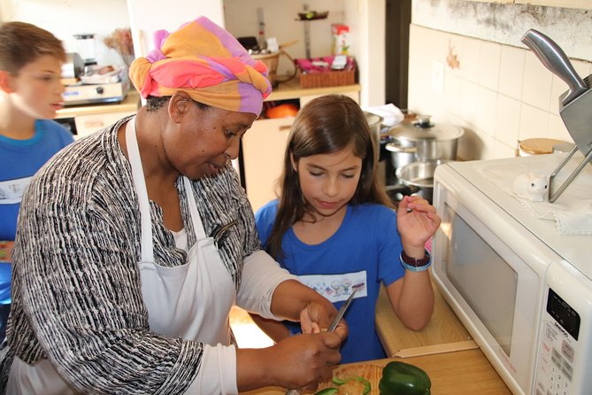 African Cooking with a Chef Founder