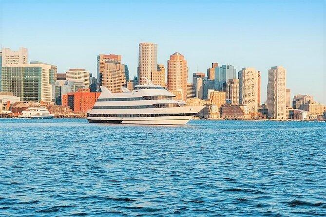 Spirit of Boston Sunset Dinner Cruise with Buffet