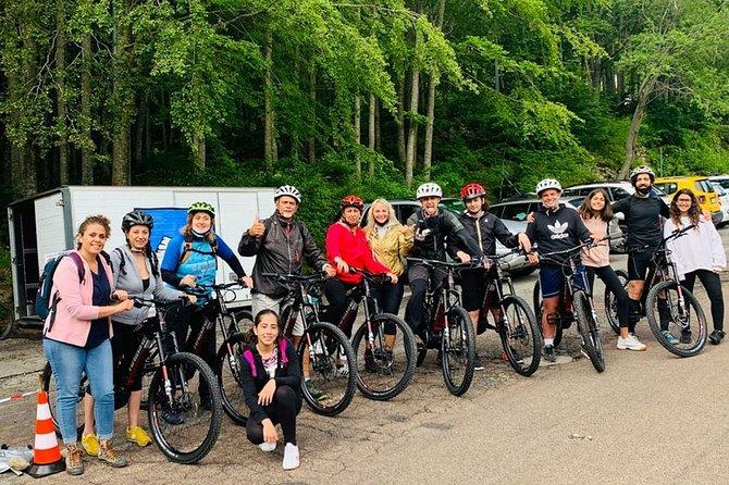 Guided E-Bike Tour to the Corno alle Scale Regional Park