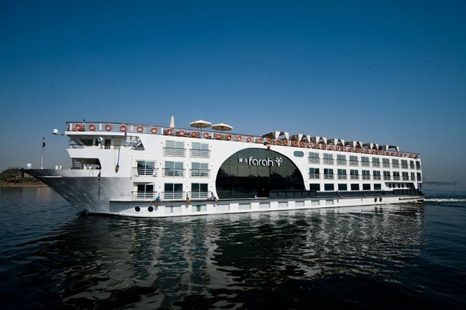 4 Nights Private Guided River Nile Cruise from Luxor to Aswan