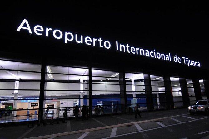 Private Transfer Tijuana Airport / Valle de Guadalupe (Ensenada) Round trip.