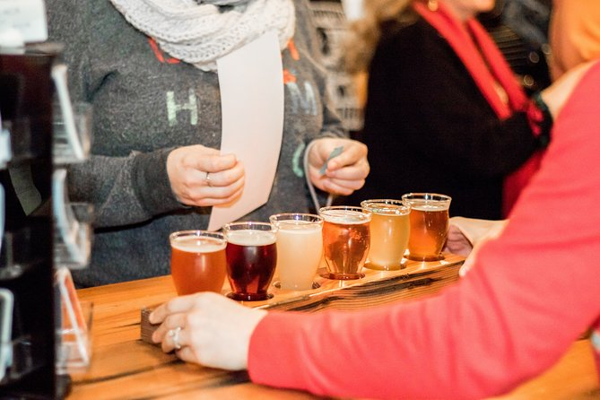 Small-Group Munich Beer and Street Food Tour