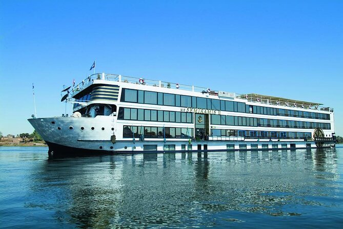 Nile Cruise Aswan To Luxor,Balloon,Tours,4 Nights with Sleeping Train From Cairo