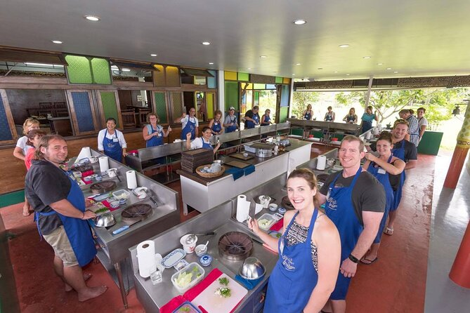 Seaside Cooking Class and Market Tour in Phuket