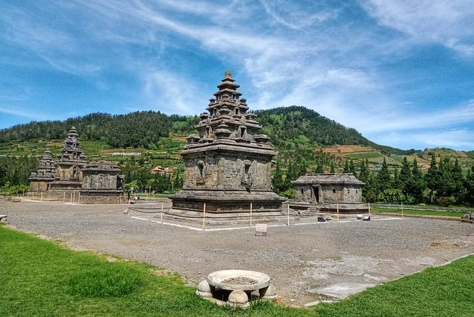 Full-Day Private Tour of Dieng Plateau with Guide