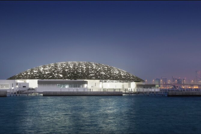 Louvre Abu Dhabi Mindful Museum Admission Ticket