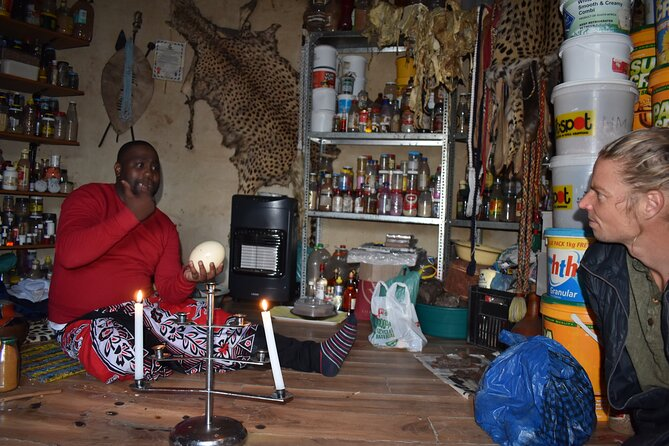 African Traditional Healing — Spiritual Growth Journey