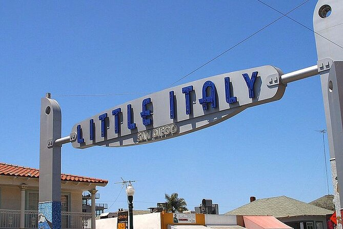 Private Walking Tour San Diego: Little Italy and Gaslamp Quarter