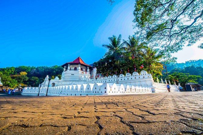 Kandy City Tour from Habarana
