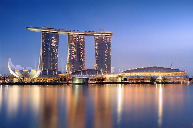 The Civic District: Hear stories about Singapore's past on an audio tour