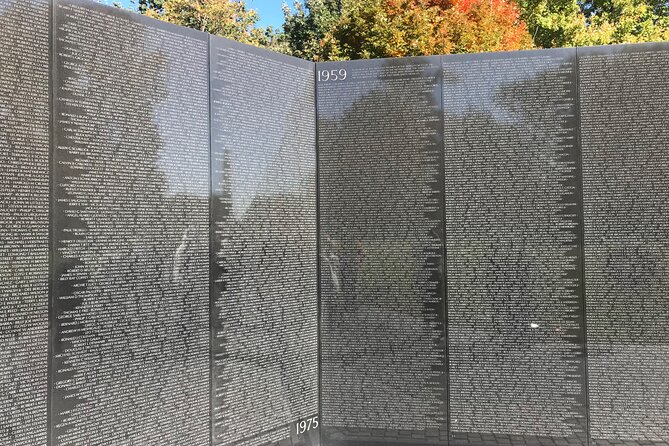 Private Washington Monuments Tour