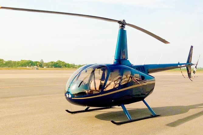 Discover Sigiriya by Helicopter from Negombo