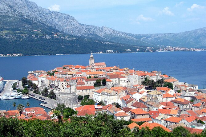 Day Tour of Korcula Island from Dubrovnik with Wine Tasting