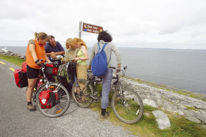 Cycle the Loop Head peninsula. Clare. Private guided. Full/half day.