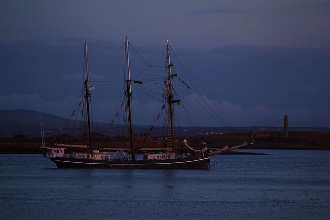Great Scattery Island experience depart from Kilrush. Clare. Guided. 5 ½ hours.