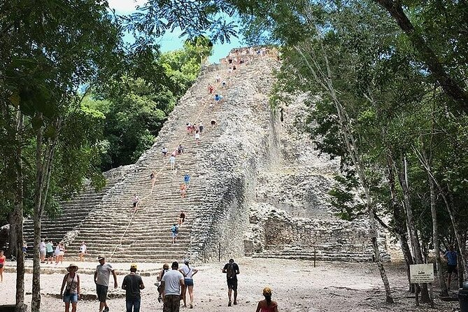 Coba Express from Playa del Carmen