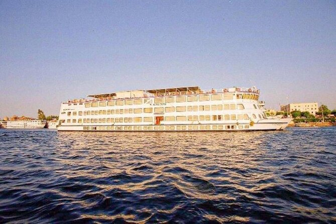 Sailing Nile Cruise From Luxor To Aswan 3 Nights With Hot Air Balloon& All Tours