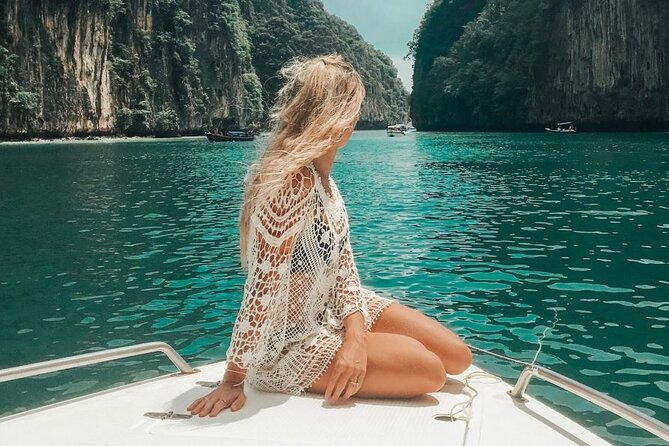 Phi Phi Islands Instagram Tour: Most Famous Spots in a Private Speedboat