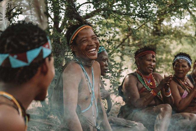 Indigenous Khoisan (1st Nation) Cultural Revitalization Immersion