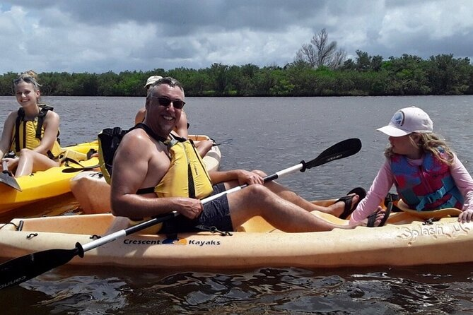 Guided Wildlife Eco Kayak Tour in New Smyrna Beach