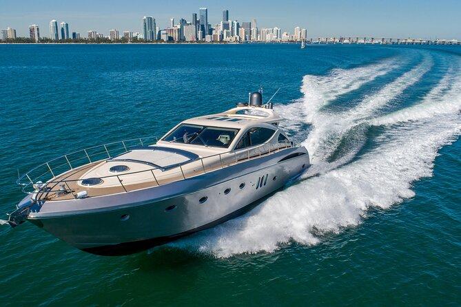 Half-Day Yacht Rental in Miami Gianetti 70' | Marriott