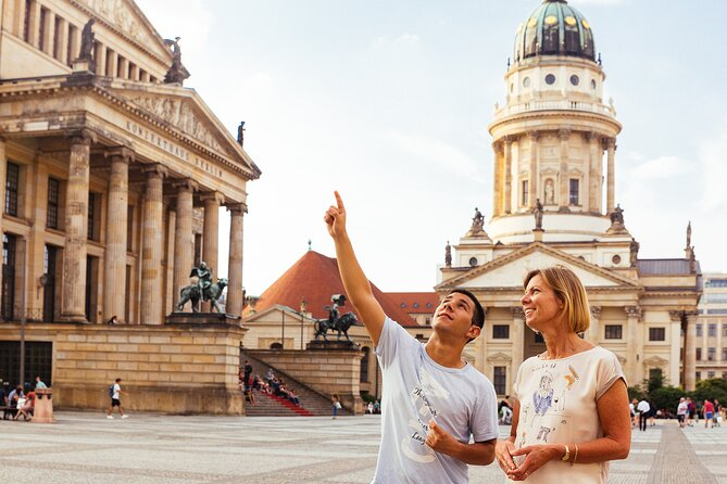 3 hours Berlin 100% Personalized City Tour