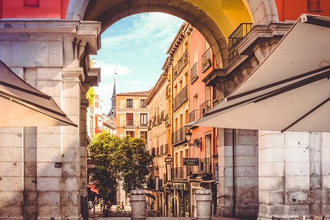 Tapas and Markets Half-Day Walking Tour in Madrid