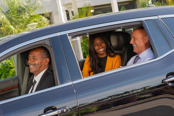Sarasota Private Transfer - Hotel to Airport