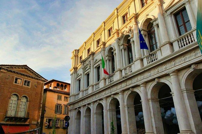 Bergamo Città Bassa: Lower Town Private Walking Tour