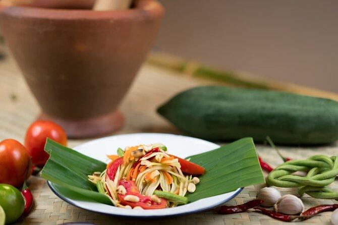 Virtual THAI Cooking Class in Organic Farm