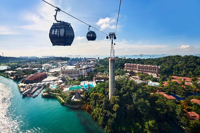 Private Tour - Discover Sentosa and More (Afternoon to Evening)