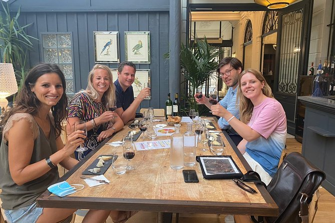 Organic Wine and Cheese Tasting Experience at Bordeaux