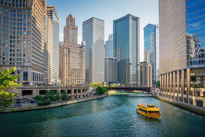 Private Half Day Highlights of Chicago, with Hancock Tower Observation Deck Tix
