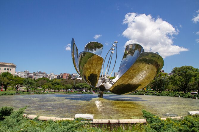 Customizable Private City Tour of Buenos Aires + Transfer Out to Ezeiza Airport