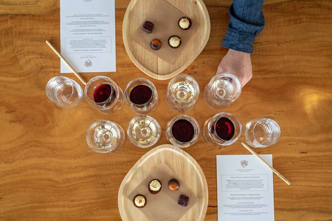 Private Wine Discovery Class and Food Tasting in Margaret River
